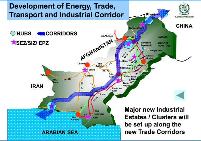 CPEC Extend to Afghanistan