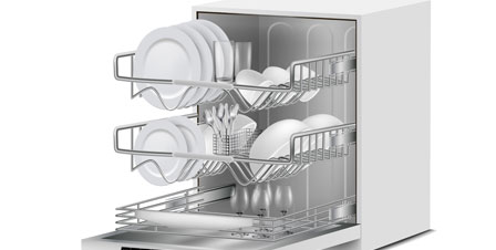 Send dishwasher to Pakistan, air or sea shipping from UK