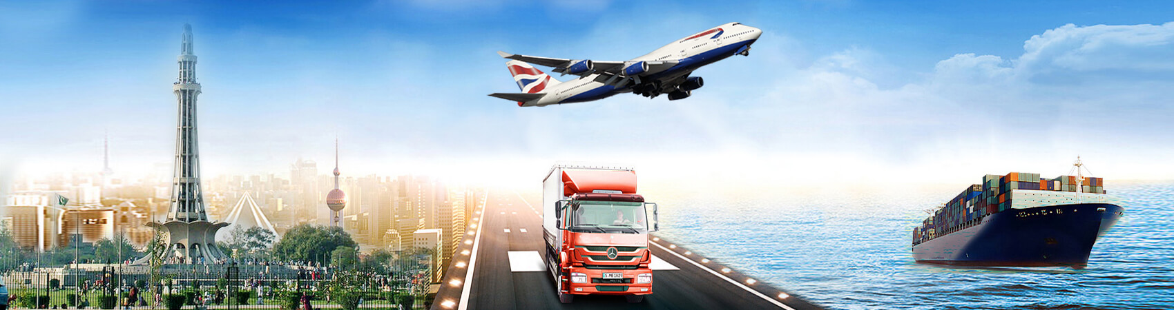 Door to door cargo from Birmingham to Pakistan | A Star Cargo
